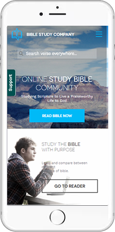 Bible Study Company Iphone