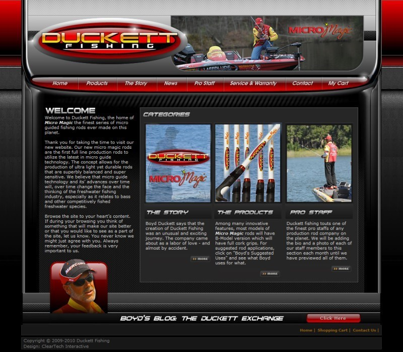 Duckett-Fishing