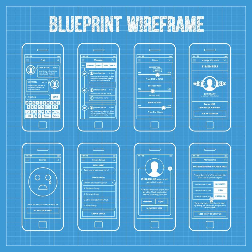 Wireframe: Top Reasons To Wireframe Out Your Web Or Mobile App